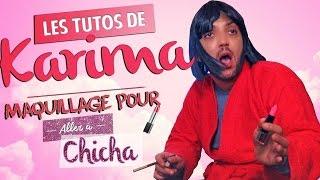 TUTO MAQUILLAGE KARIMA - Make-up Chicha ♡