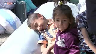 لبنان.. مئات اللاجئين السوريين يعودون إلى بلداتهم
