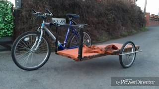 The bicycle sidecar