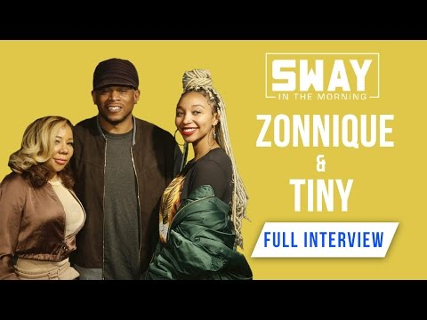 Tiny & T.I s Daughter Zonnique Speaks on Solo Music Career Family & Sings Live
