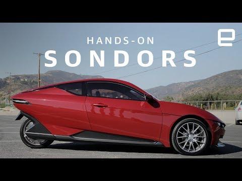 Sondors Hands On
