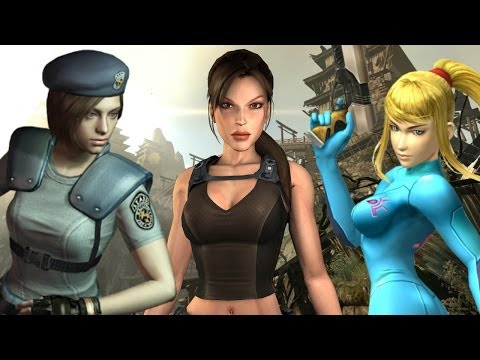 Top 10 Female Protagonists in Video Games