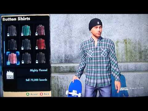 Skate 3 Customizando personagem Português Brother Games