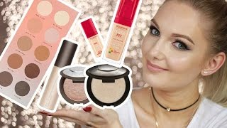CHAT MAKEUP/TEST - ZOEVA BASIC MOMENT, BOURJOIS, BECCA | ALEANDRA
