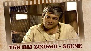 Sanjeev Kumar is an atheist - Yeh Hai Zindagi