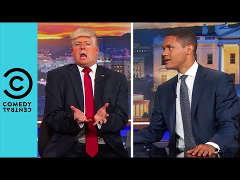 Trump Is Struggling With His First 100 Days The Daily Show Comedy Central
