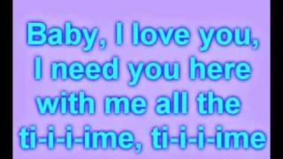 Rihanna - You Da One LYRICS