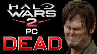 Halo Wars 2 is DEAD on PC - Microsoft Embraces STEAM