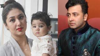 চাপে পড়ে স্ত্রী-সন্তানকে স্বীকার করে শাকিব এ কী বল্লেন !? Hit showbiz news on Apu Live TV !