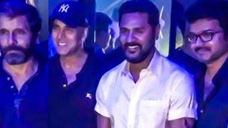 Vijay - Vikram Project Still On?   Shankar Meets Vijay, Vikram, Akshay, Prabhu Deva   TK 69