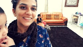 Full Day Busy Routine of Pakistani Mom with Two Kids | Naush Vlogs