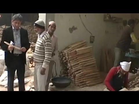 Xxx Mp4 These Men Earn Rs 200 A Day Making Bats For International Cricket 3gp Sex