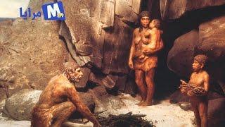 آثار الانسان القديم خلال العهد الحجري وكيف كانت حياته البدائية ؟