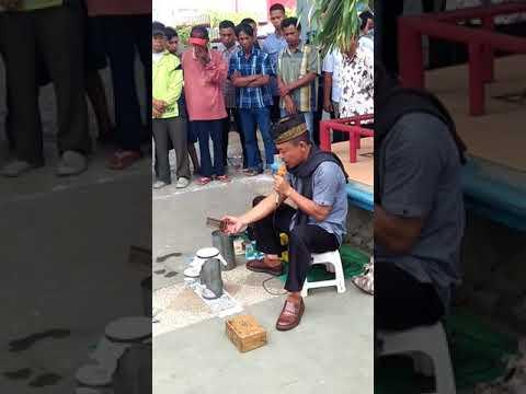 ilmu Gaip Dari Banten ada di palembang (ikat pinggang jadi ular ASLI)