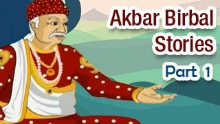 Akbar Birbal English Animated Story - Part 1/5