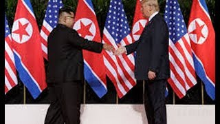 Live: Coverage of the North Korea summit as Kim Jong Un and Trump hold historic meeting