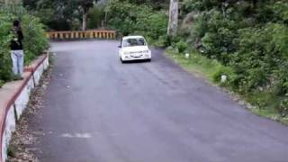 Race to the clouds-3, Nandi Hills, Bangalore.flv