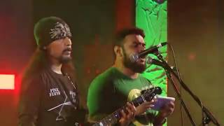 Warfaze feat. Sufi, Emil & Xefer - Joy Bangla Bole Age Baro cover