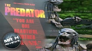 The Predator 2018 Teaser Poster & Shane Black Responds to Concerns