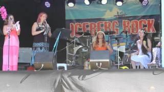 Dannah De Kayla - II Iceberg Paraíso Moto Rock  2016