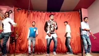 Cycle se aaya stage dance