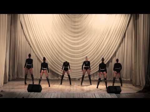 Go-Go + Strip Plastic | Студия танцев GRANDES Школа танцев | Отчетный Концерт | Казань 2015