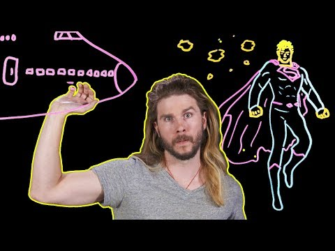 Why You Don t Actually Want Super Strength Because Science w Kyle Hill