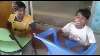 জীবন মানেই তো যন্ত্রনা | 2016 | ছোট বাচ্চা দুটোর একটি অসাধারন, মন জুড়িয়ে যাওয়ার মত গান