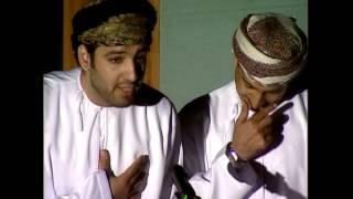 ملحمة جابر الوطنية الكبرى -  كلمة خالد الزدجالي وقصيدة خميس المقيمي سلطنة عمان