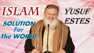 Yusuf Estes In Norway - Islam Solution For The World in Public Lecture