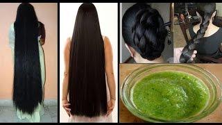 बालों को तेजी से 10 से 15 इंच बढ़ाने का असरदार तरीका 100% Working Hair Growth Treatment