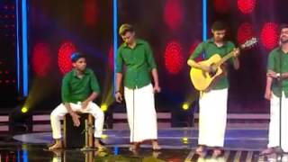 Awesome performance on sairat.....