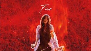 fire - taeyeon 태연 hanromeng lyrics