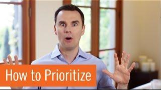 Prioritize Like a Genius