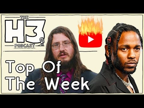 H3 Podcast 66 YouTube Is Doomed 30 Year Old Mall Ninja Evicted & Kendrick Lamar