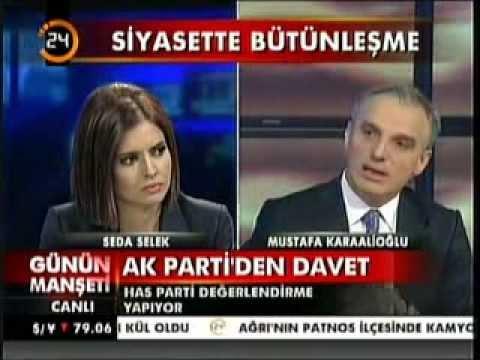 Spiker Seda Selek canlı yayında bayıldı
