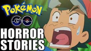 Pokemon GO HORROR STORIES!