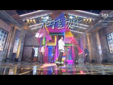 Ikon 사랑을 했다 Love Scenario 0128 Sbs Inkigayo