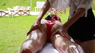 34 Relieve Stress With Massage Therapy, Pijat Relaksasi, リラクゼーションマッサージ, 放鬆按摩, 휴식 마사지