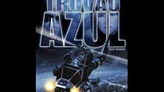 Trovão Azul   serie dos anos 80 episodio(A  ILHA)