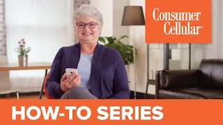 Samsung Galaxy J3 (2016): Getting Started (2 of 12) | Consumer Cellular