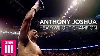 The Moment Anthony Joshua Became Heavyweight Champion Of The World