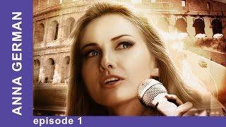 Anna German. Episode 1. TV series. English Subtitles. StarMediaEN. Drama