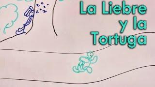 El Cuento de La Liebre y La Tortuga | Videos Infantiles | Cuentos Clasicos para Niños