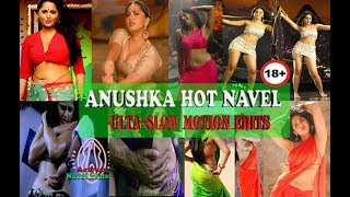 Anushka Shetty Hot Latest FAB Challenge 😍👅👙👅💝 Show Ultra-Slow Motion. #ANUSHKA #anushkahot