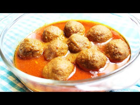 Chicken Kofta Recipe Easy Cook With Food