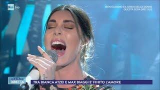 Bianca Atzei disperata: