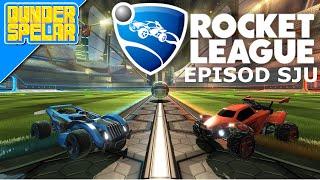 Rocket League med DunderSpelar - Ep 7 - EN NAGELBITARE