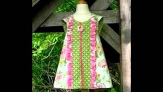 Baby Girls Frock Designs