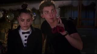 A Cinderella Story: If the Shoe Fits - Reed sings Get Loose, Tessa & Reed Almost Kiss [HD]